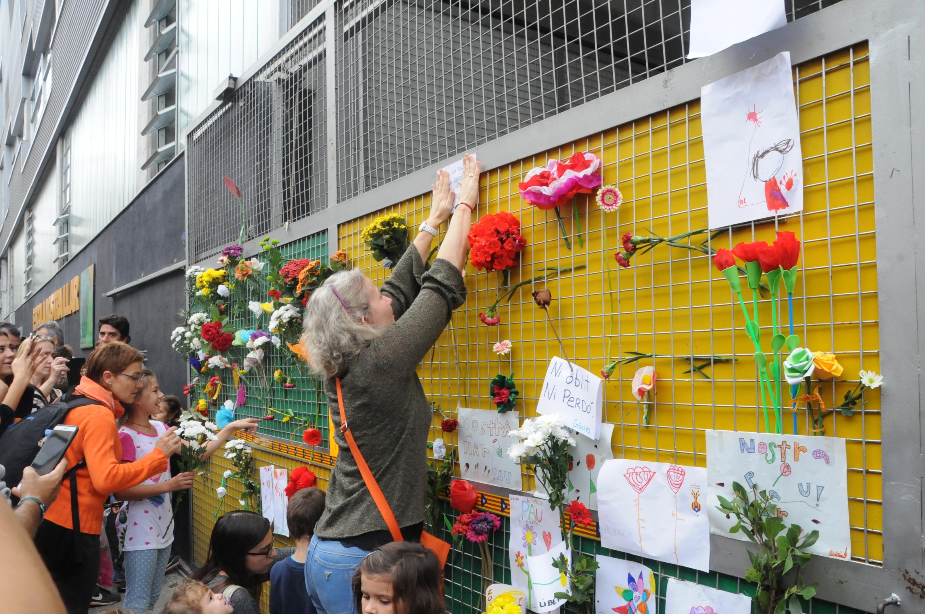 FOMENTAR EL COMPROMÍS SOCIAL AMB LA NO VIOLÈNCIA