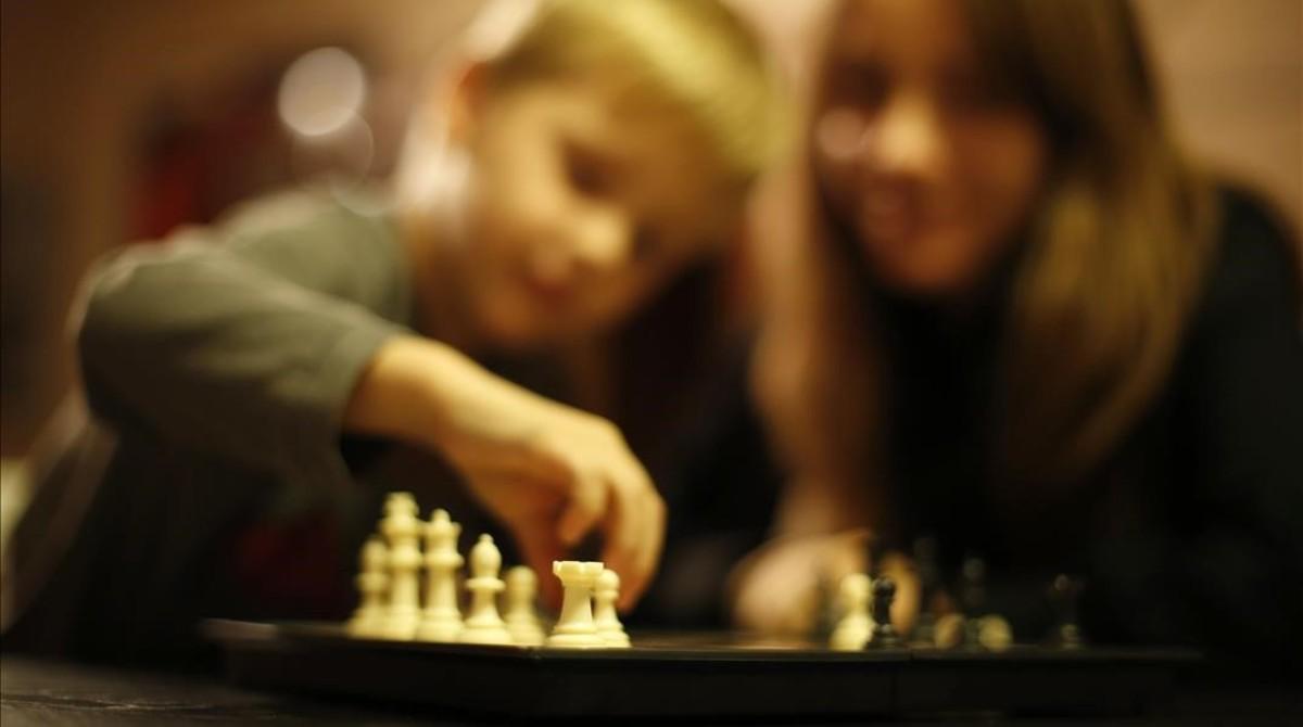 INFANTS AMB ALTES CAPACITATS A L'ESCOLA